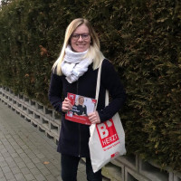 Bürgermeisterkandidatin Nicole